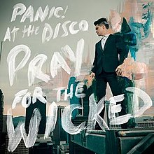 Panic! At The Disco tops the charts again