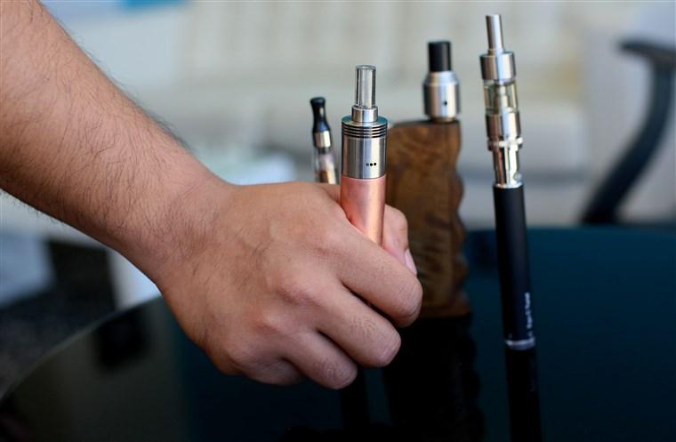 E-cigarette+flavors+banned
