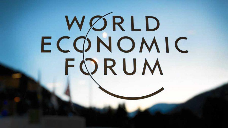 World+Economic+Forum+underway