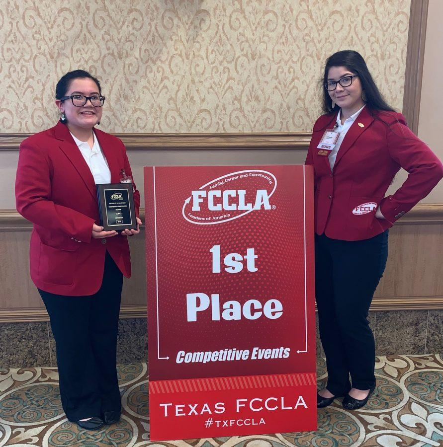 FCCLA students advance to state competition