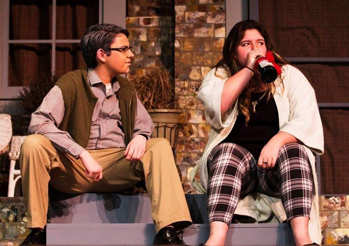 OAP competes in district contest