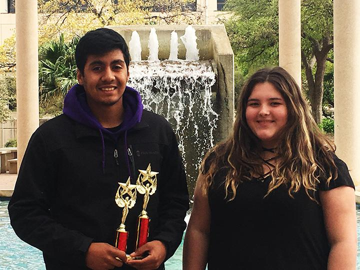Math students compete in San Antonio
