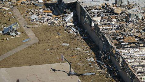 Tornadoes rip through Dallas