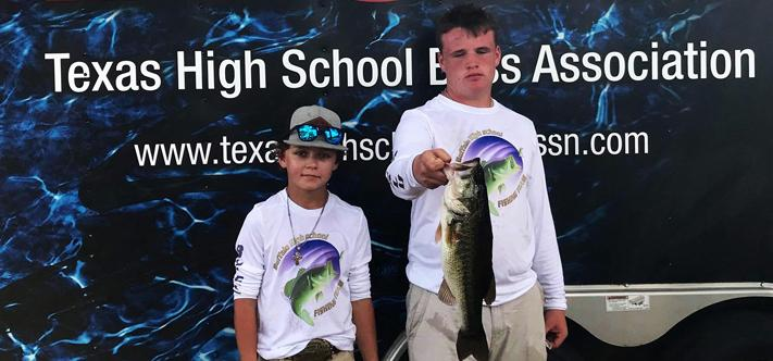 New fishing team competes in first tournament