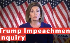 Impeachment inquiry poses threat to campaign future