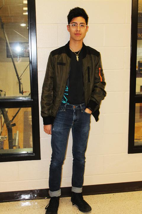 Outfit of the Week: Eddie Aguilar
