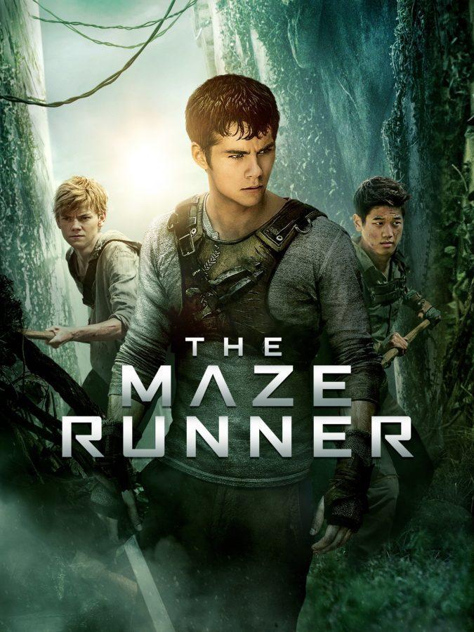 Maze Runner Trilogy makes good sci-fi choice