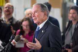 Bloomberg considers presidential run