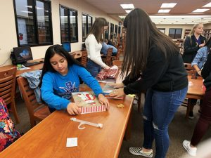 StuCo provides Angel Tree gifts