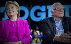 Clinton adds to Democratic primary drama