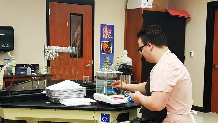 Science project creates new labware
