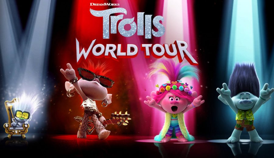 Bypassing theaters, 'Trolls World Tour' celebrates harmony, diversity and hope