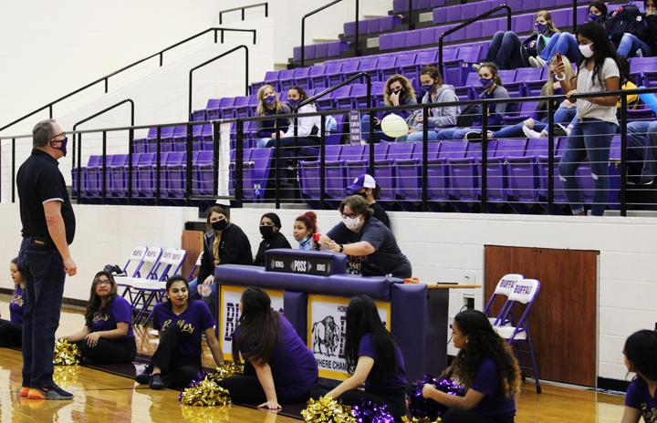 Pep rallies carry on despite COVID