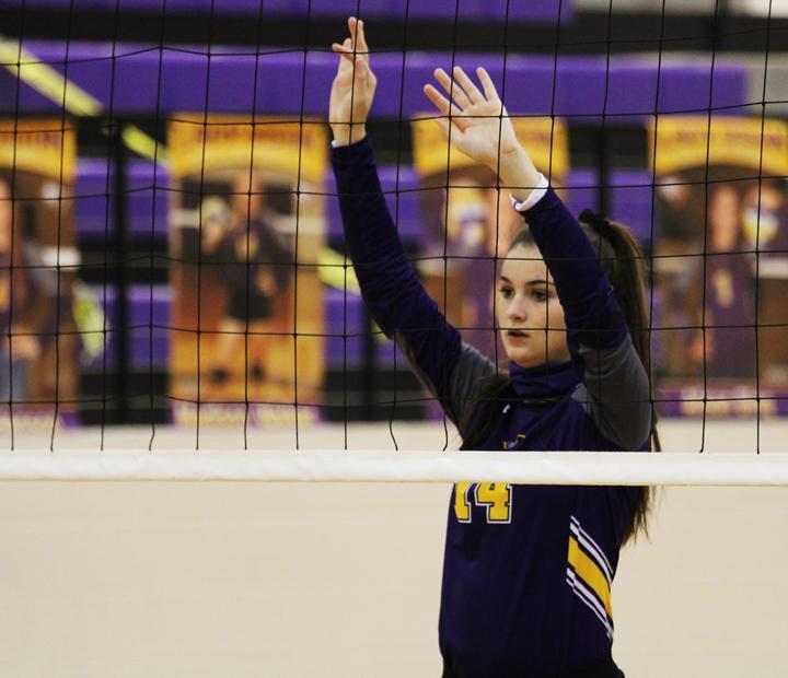 Volleyball reaches midseason