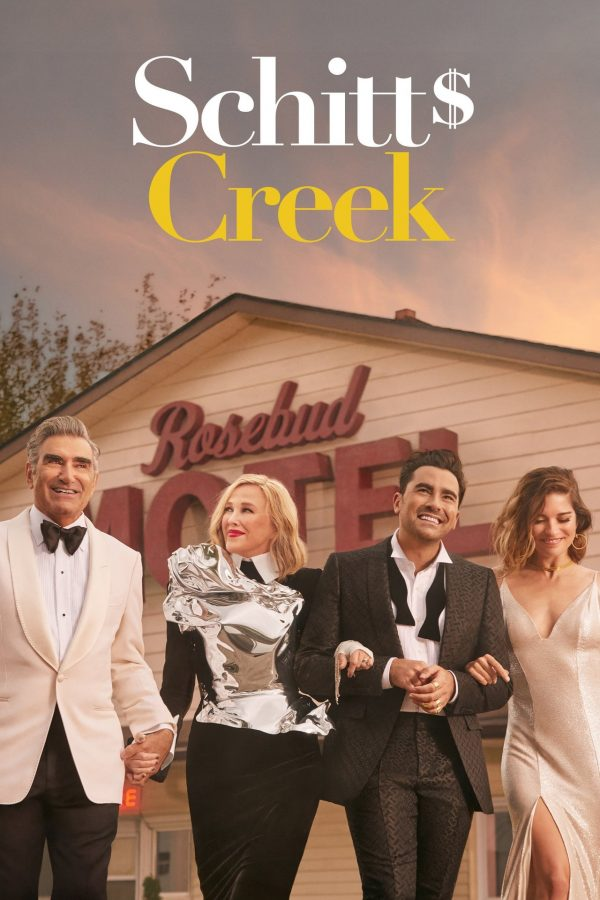 Schitt's Creek gives viewers something to strive for