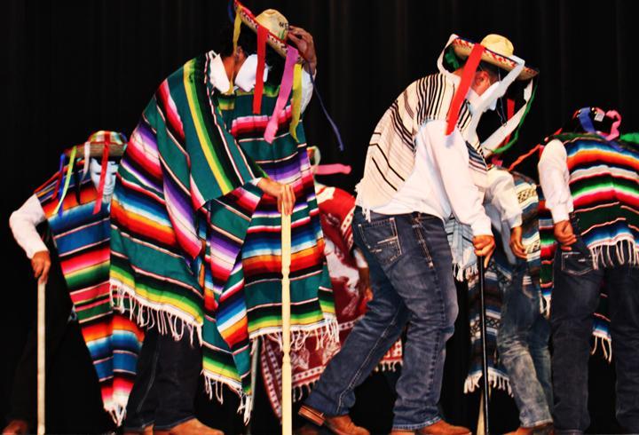 Spanish Club celebrates heritage with livestreamed performance