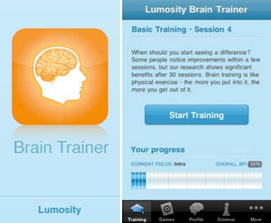Luminosity = fun for the brain