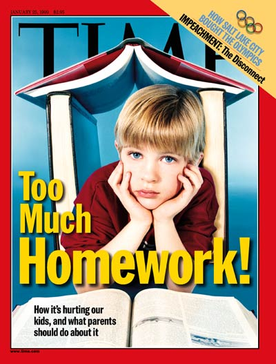 Overworked, underpaid: School work is overwhelming