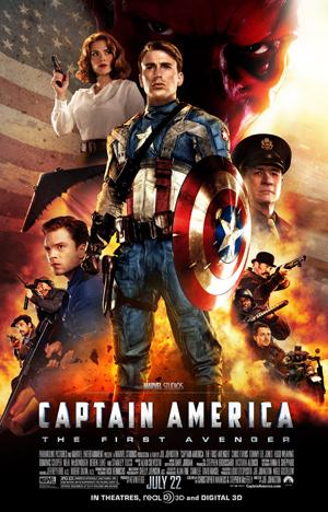 Captain America is action-packed adventure
