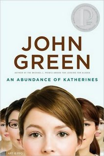An Abundance of Katherines shows ability to change
