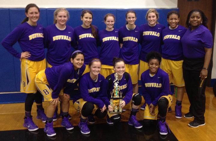 The Lady Bison took third place in their tournament last weekend.