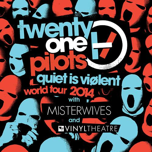 Twenty One Pilots rising to the top