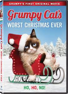 Grumpy Cat makes a movie