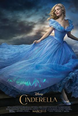 Newest Cinderella is a magical movie