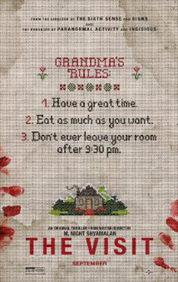 The Visit proves that all grandmothers are not sweet