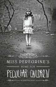 Miss Peregrine's Home for Peculiar Children  is an amazing book for people with peculiar taste in books