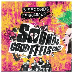 5 Seconds of Summer has new set of hits