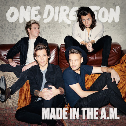One Direction puts out album before taking a break