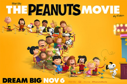 The Peanuts Movie brings back all the old favorites