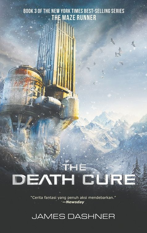 The Death Cure keeps readers on edge