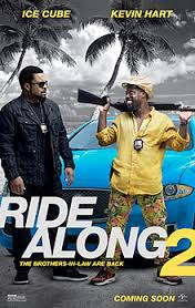 Ride Along Two not as good as the first movie
