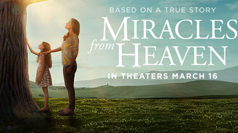 Miracles from Heaven is a feel-good movie