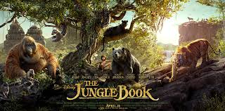The Jungle Book takes on a new look