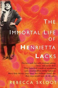 The Immortal Life Of Henrietta Lacks is amazing