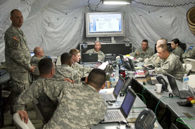 U.S. military preps for migrant crisis