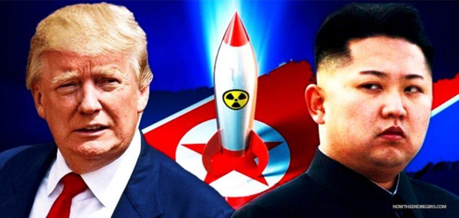 Trump: stop provoking the rocket man