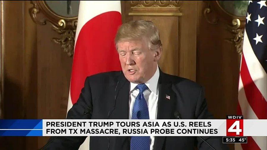 Trump's Asia tour vital for US