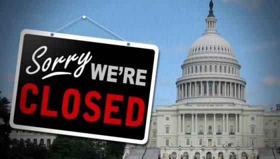 Government shutdown unacceptable