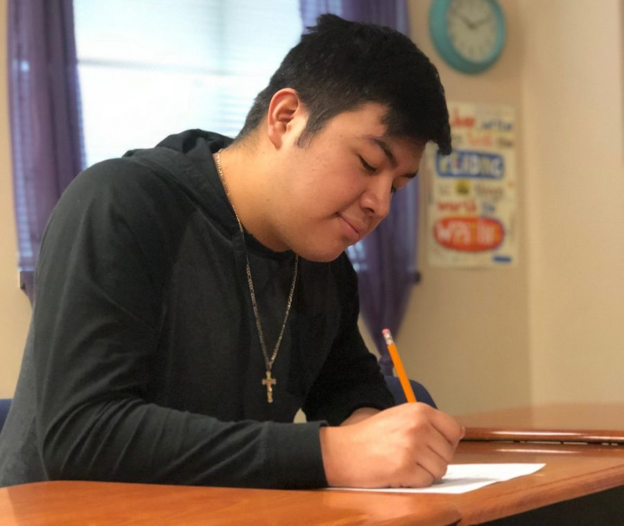 Student Spotlight: Jorge Palafox