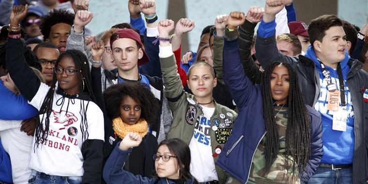 March For Our Lives promotes voter registration