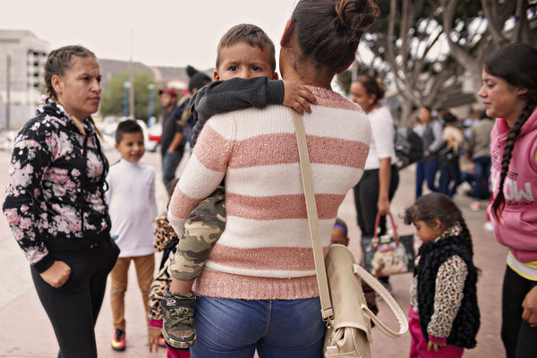 Families remain separated