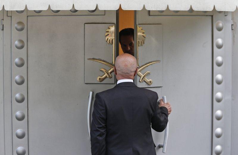 Saudi Arabia admits Khashoggi was killed in consulate, holding suspects