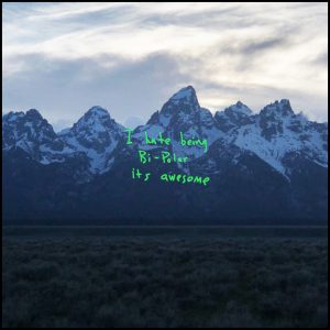 Kanye West shows his struggles in latest album
