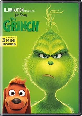 Christmas movie fun out on DVD