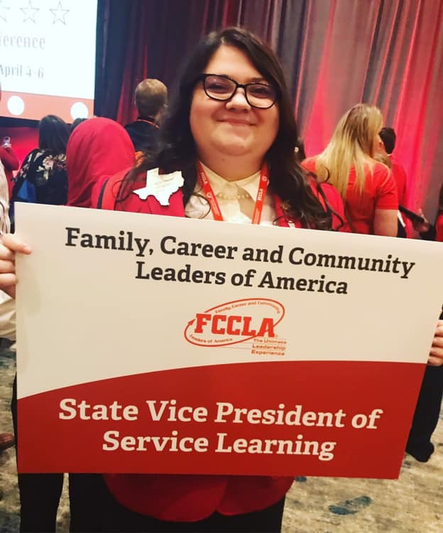 FCCLA state convention garners national qualifiers