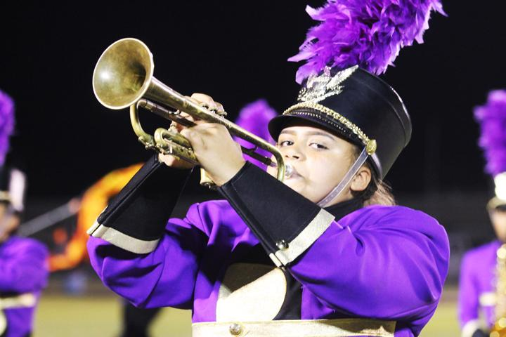 Band competes at Regionals